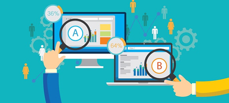Feasible AB testing tools to improve the Performance of a Website