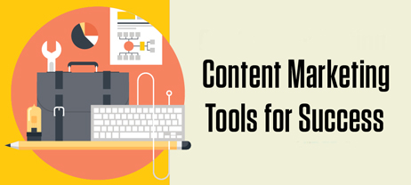 Productive Content Marketing Tools for Businesses