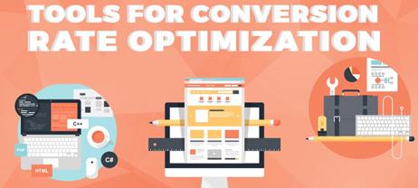 Popular Conversion Rate Optimisation Tools